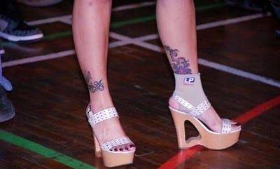 Tattoo Selebriti Tamara Geraldine